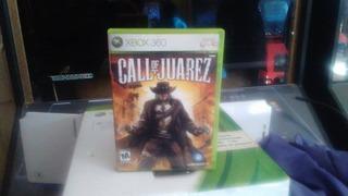 Juego Call Of Juarez Xbox 360