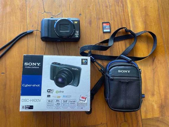 Câmera Sony Cybershot Dsc-hx30v