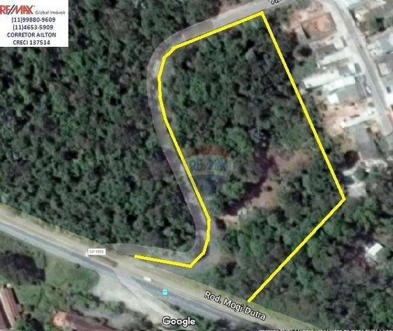 Excelente Área Zupi 1 - 10.681m² - Frente Para Rodovia - Arujá/sp - Ar0007