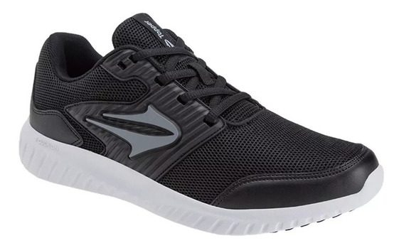 Topper Zapatillas De Running Routine Negro Sku 25365