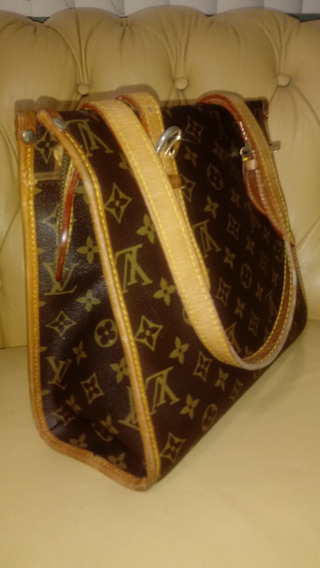 Bolsa Louis Vuitton Popincourt Haut - 100% Original - Linda