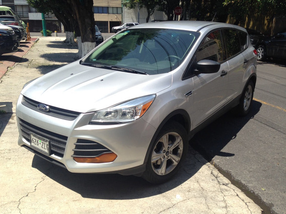 Ford Escape 2014 S. Súper Cuidada