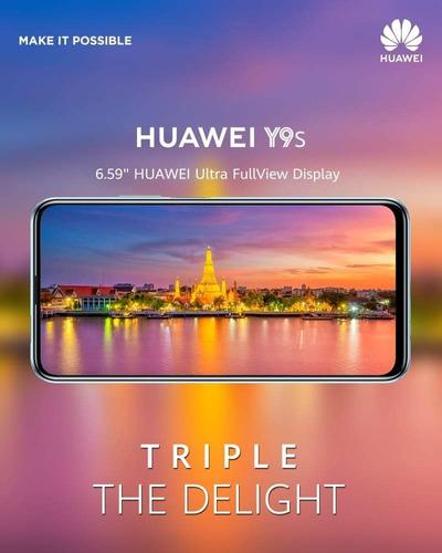 Huawei Y8s Y9s Y9 2019 Y9 Prime P20 Lite Mate 30 Pro + Regal