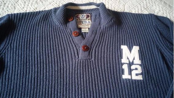 Sweater Niño Talle12 Importado Talle 8-10 Años Excelente Est