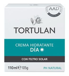 Tortulan Crema Hidratante Día Con Filtro Solar 110ml