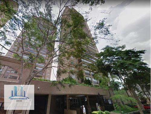 Imagem 1 de 30 de Apartamento Com 4 Dormitórios À Venda, 180 M² Por R$ 1.950.000,00 - Brooklin - São Paulo/sp - Ap3332