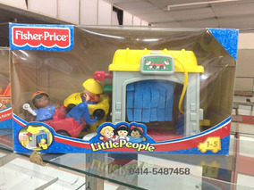 Juguetes Niños Fisher Price Little People