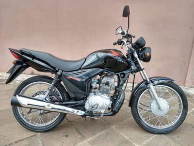 Honda Cg 125 Fan Es 2011