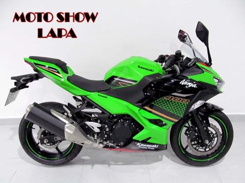 Kawasaki Ninja 400 Krt 2020 Verde