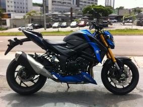 Gsx S 750 A 2019 Okm Azul A Pronta Entrega
