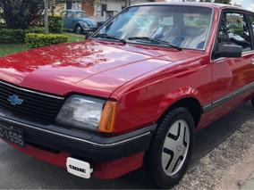 Chevrolet Monza Sl/e 1.8 1984/1984 Vermelho Colecionador