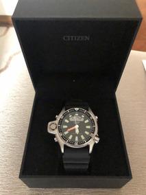 Relógio Citizen Aqualand Série Prata