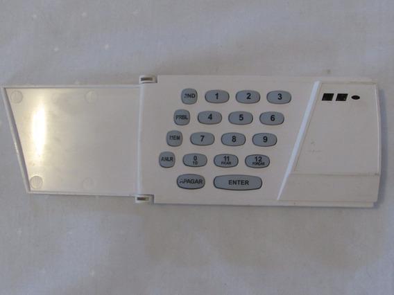 Keypad Teclado Para Central De Alarme Paradox 24 Zonas 636pt