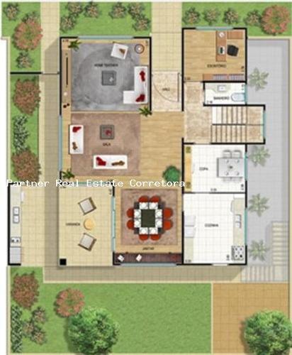 Imagem 1 de 15 de Casa Em Condomínio Para Venda Em São Paulo, Alto Da Boa Vista, 4 Dormitórios, 4 Suítes, 5 Banheiros, 6 Vagas - 3059_2-1135774