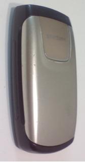 Celular Simples Flip Samsung Sgh C275l Dourado Radio Fm