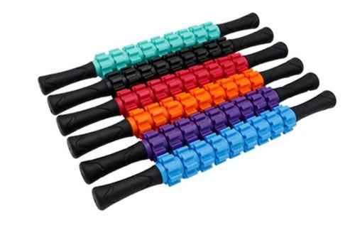 Rodillo Para Masaje Muscular Yoga Pilates Ejercicios / Lhua