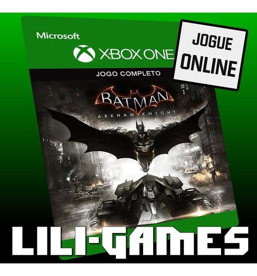 Batman Arkham Knight Xbox One Digital Original Online