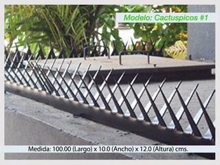Picos De Seguridad Perimetral Para Bardas Modelo #1