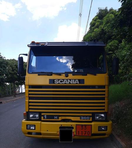 Scania Ano 1997