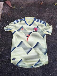 Camisa Seleção Da Colômbia 2019