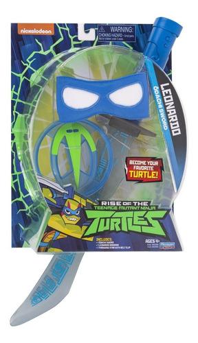 Imagem 1 de 6 de Tartarugas Ninja - Kit De Equipamento Espada Leonardo Sunny