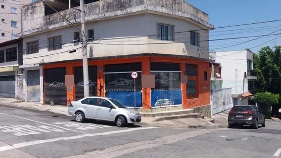 Salão Para Alugar, 135 M² - Jardim Bom Clima - Guarulhos/sp - Cód. Sl0607 - Sl0607