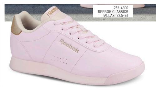 Tomar represalias hombro darse cuenta  Tenis Reebok Classic Ftw P/ Dama Tallas 22.5-26mx | Mercado Libre