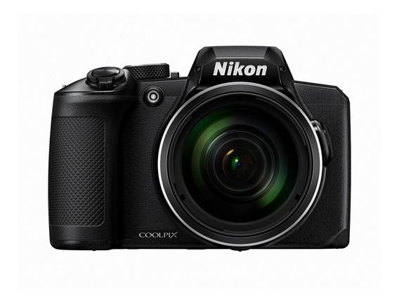 Nikon Coolpix B600 compacta avanzada negra