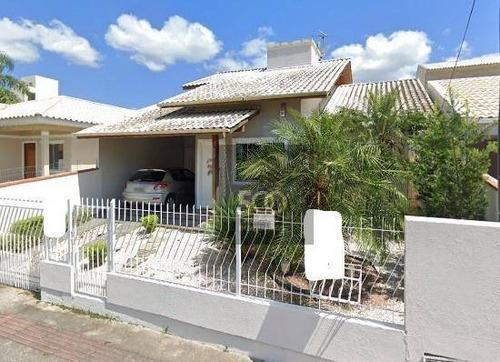 Casa Com 3 Dormitórios À Venda, 150 M² Por R$ 420.000,00 - Forquilhas - São José/sc - Ca0386