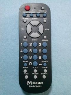 Control Tv Akai, Aoc, Coby
