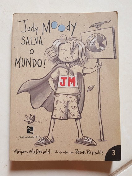 Judy Moody Salva O Mundo - Megan Mcdonald