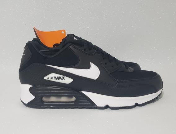 Tênis Nike Am 90 Essential Preto Original