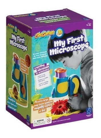 Learning Resources Geosafari Jr. Mi Primer Microscopio