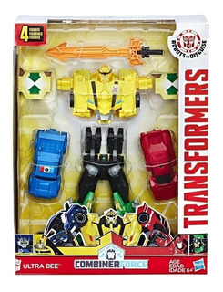 Transformers Combiner Force Ultra Bee Hasbro Original Full