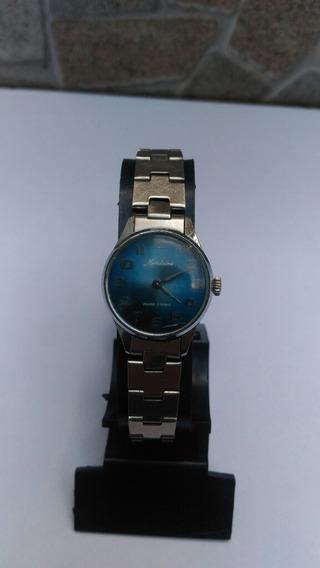 Relógio Mondaine A Corda 17 Rubis Ñ Seiko, Technos, Orient