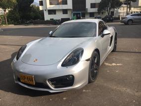 Porsche Cayman S 2014