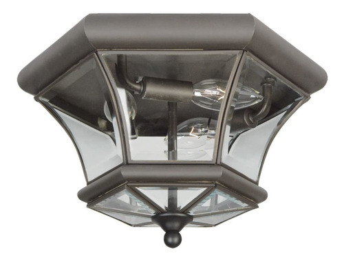 Livex Iluminacion 7053 07monterey 3luz Exterior/int