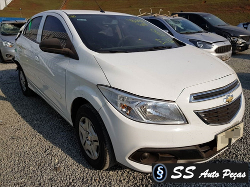 Sucata Chevrolet Onix 2013 - Somente Retirar Peças