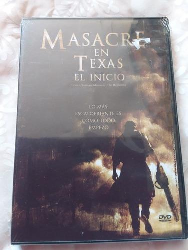 Imagen 1 de 2 de Película Masacre En Texas El Inicio