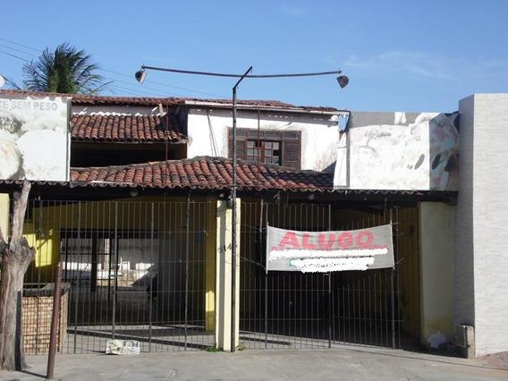 Ponto Comercial No Passaré - Recepção, Salão, 3 Salas, Copa