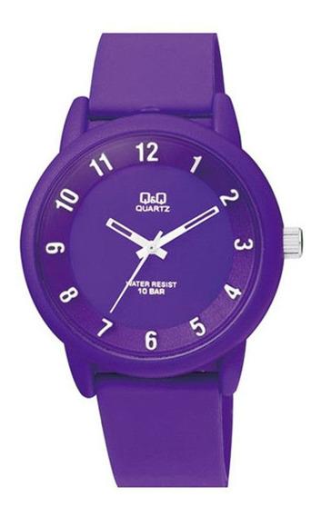 Relógio Q&q By Japan Feminino Vr52j005y C/ Garantia E Nf