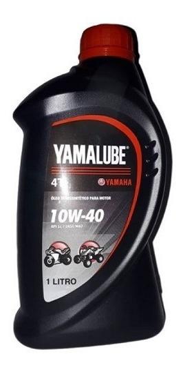 Oleo Motor 4 T (10w-40) Yamalube Semi Sintetico