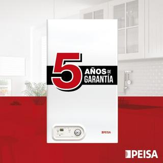 Caldera Peisa Diva S.calefaccio T.forz. Gn 24000 Kcal Cuotas