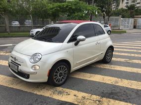 Fiat 500 Cabrio Automatico Não É Dualogic