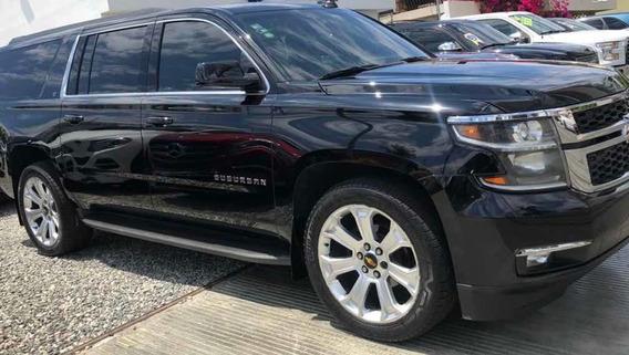 Chevrolet Suburban Suburban Ltz