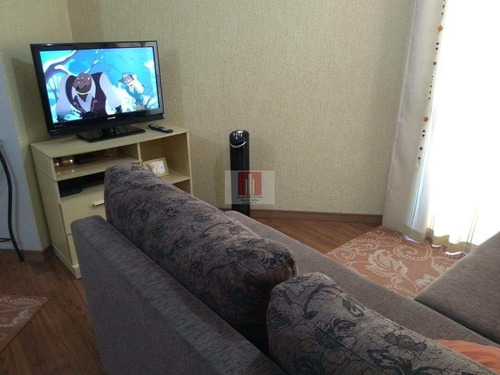 Apartamento Com 2 Dorms, Vila Alpina, São Paulo - R$ 265 Mil, Cod: 1048 - V1048