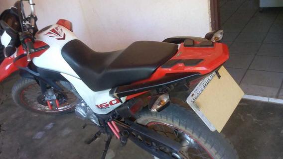 Vendo Moto Honda Bross 160
