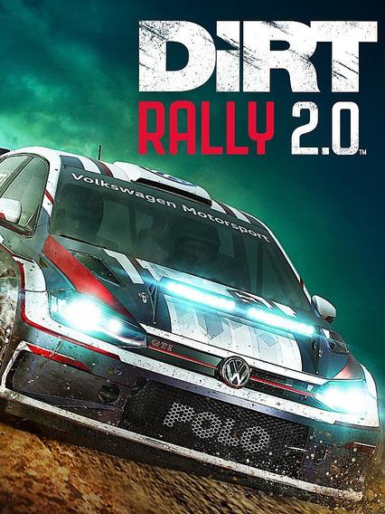 Dirt Rally 2.0 - Pc Mídia Digital