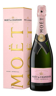 Champagne Moet & Chandon Rose 750ml