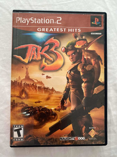 Jak 3 Playstation 2 Ps2 Jak And Daxter